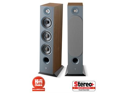 109935   Focal Chora 826 - Dark Wood NB! Pris per stk.
