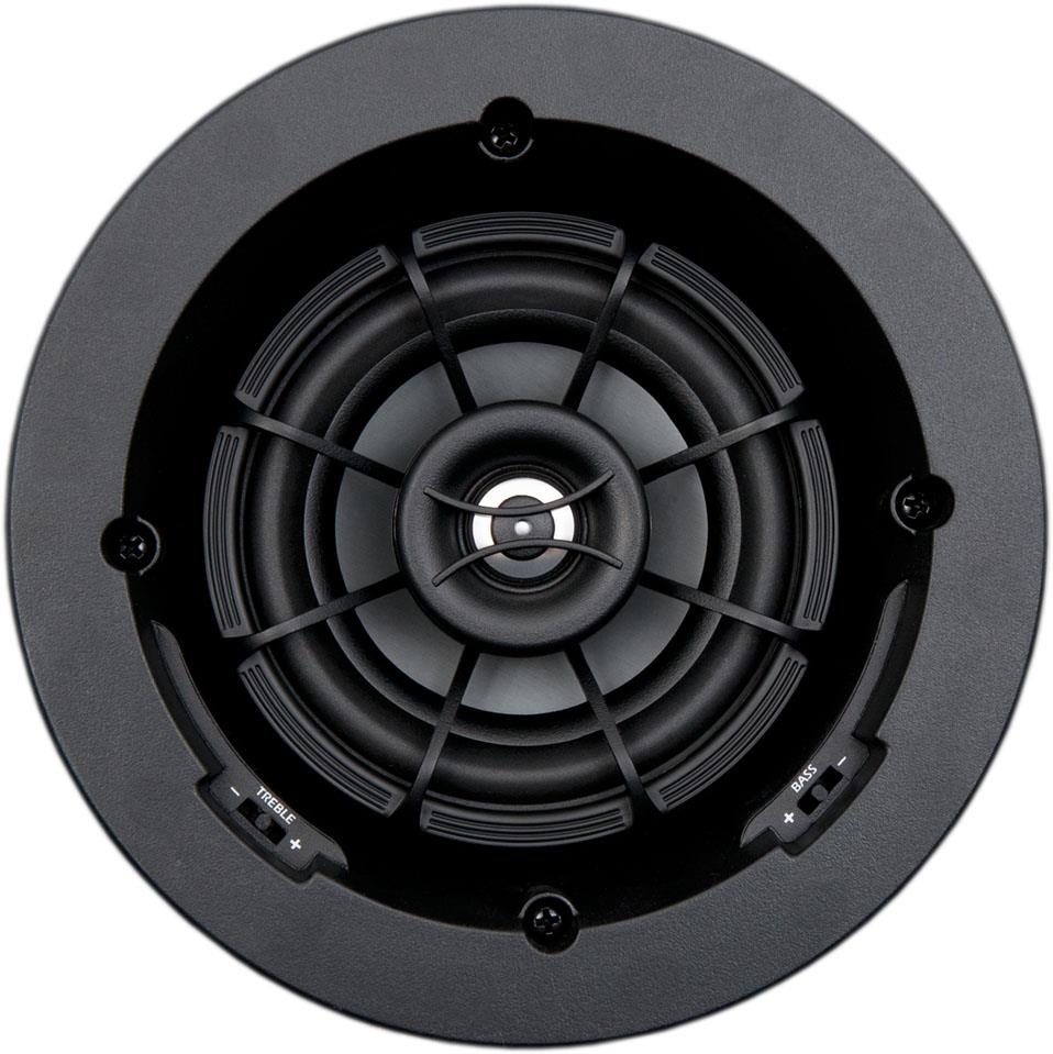 6155301 Core Brands  Speakercraft PROFILE AIM5 THREE, stk. Rund -Dybde: 115 kutthull: 168