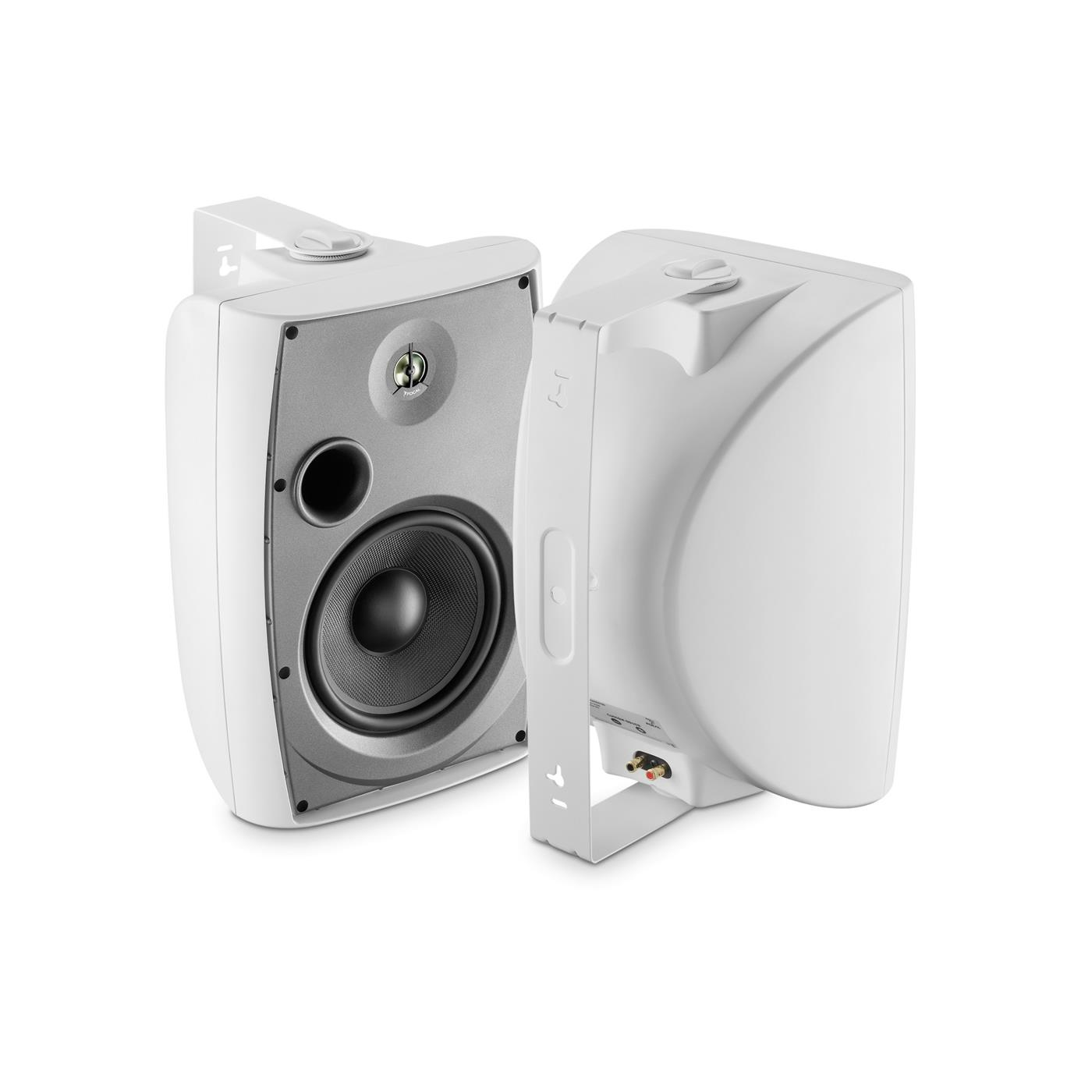 5017059   Focal Custom OD 108-T White stk