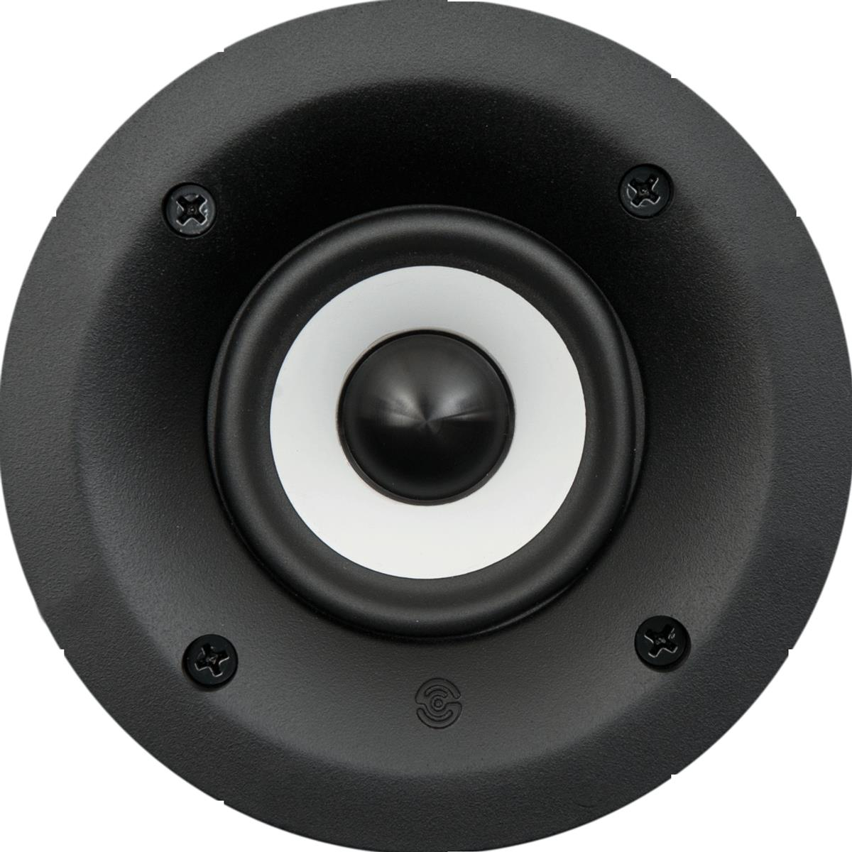 6156301 Core Brands  Speakercraft PROFILE CRS3, stk. 108 mm kutthull. 83 dybde mm.