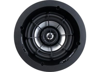 6157301 Core Brands  Speakercraft PROFILE AIM7 THREE, stk. Rund -Dybde: 132 kutthull: 210