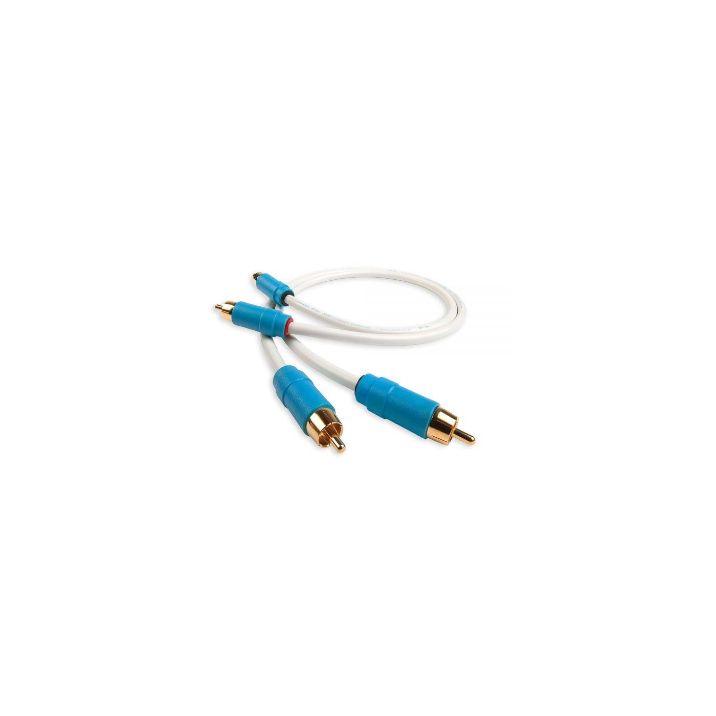 5500051  LIN0005 Chord C-Line 2RCA to 2RCA 1m Signalkabel RCA
