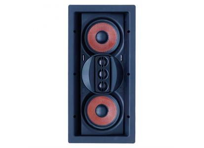 107744 Core Brands  Speakercraft AIM LCR5 TWO Series 2 Rektangulær Dybde: 99mm kuttl: 430x197mm