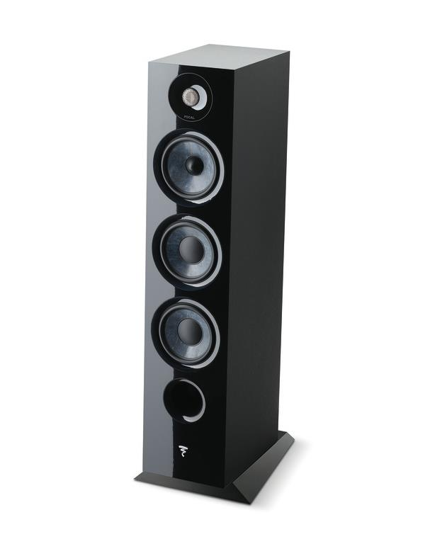 109871   Focal Chora 826 - Black NB! Pris per stk.