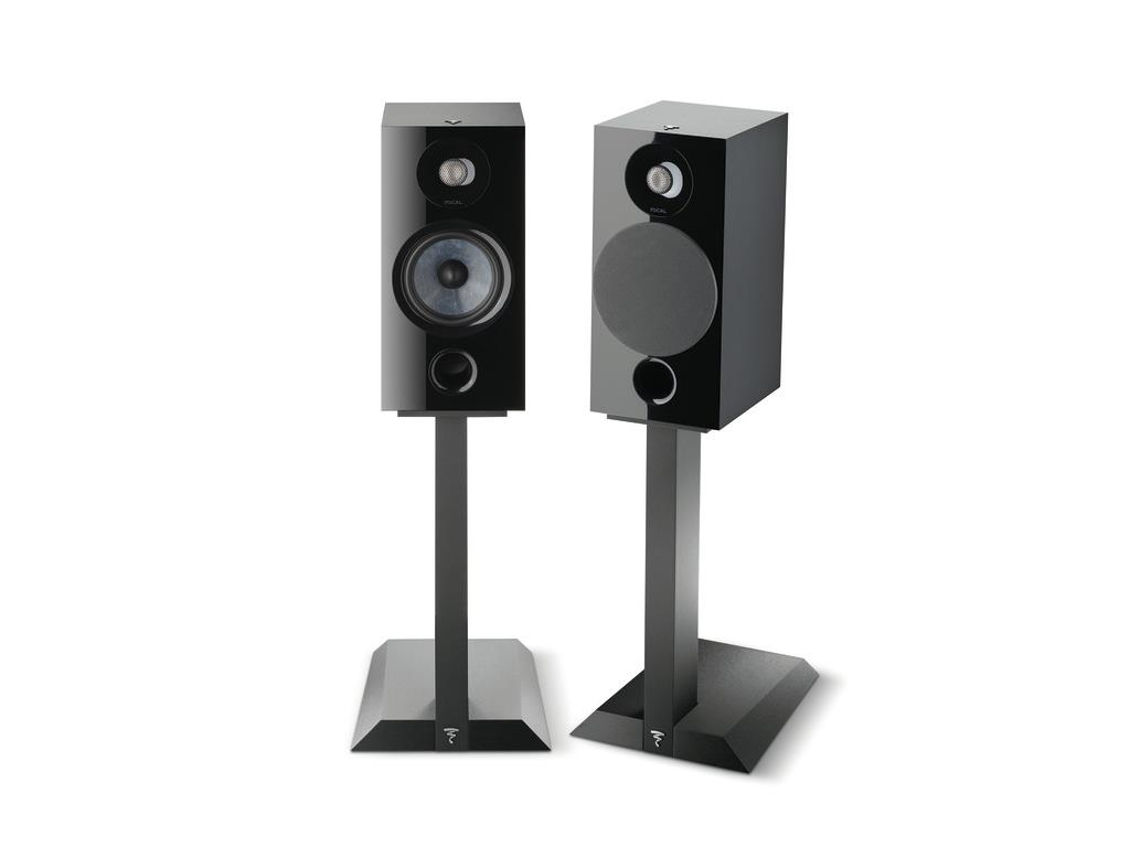 109870   Focal Chora 806 - Black NB! Pris per stk.